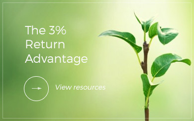 The 3% Return Advantage